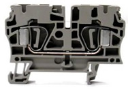 Weidmuller Z-Series Feed-Thru Terminal block with tension clamp technology